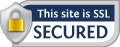 This site is secured by SSL